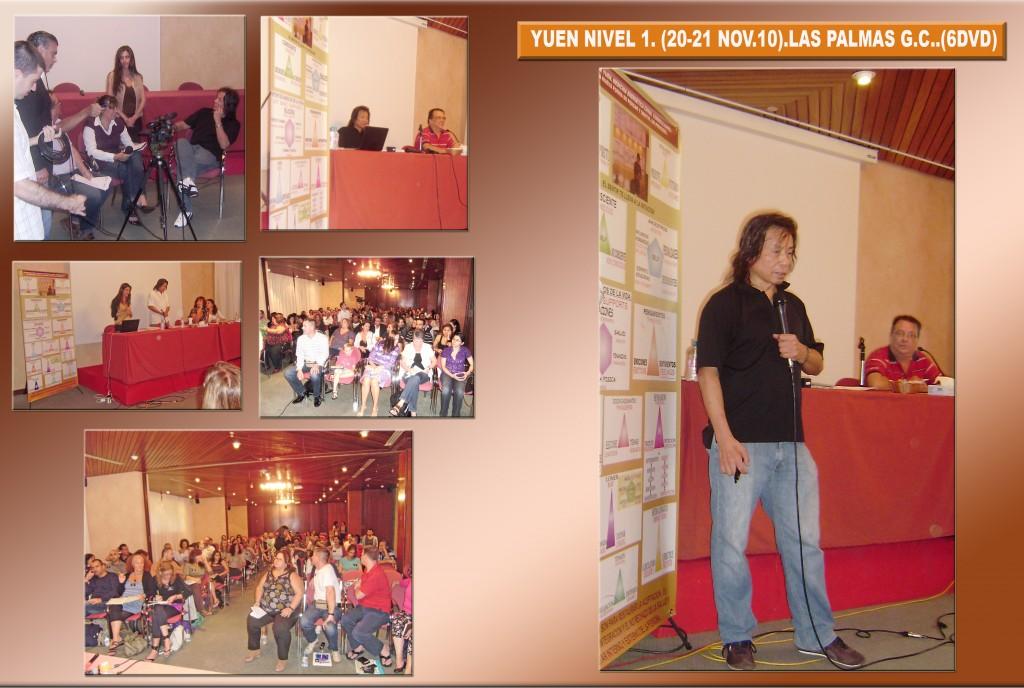 Las Palmas. Noviembre 2010. Gloria Palace